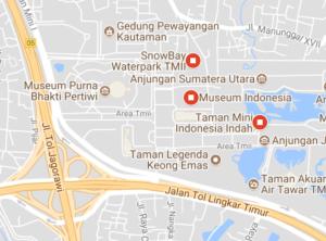 east_jakarta_map
