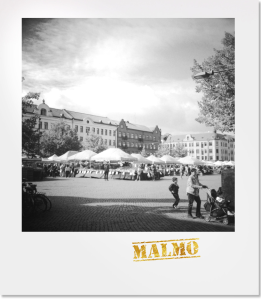 Möllevångstorget Malmo